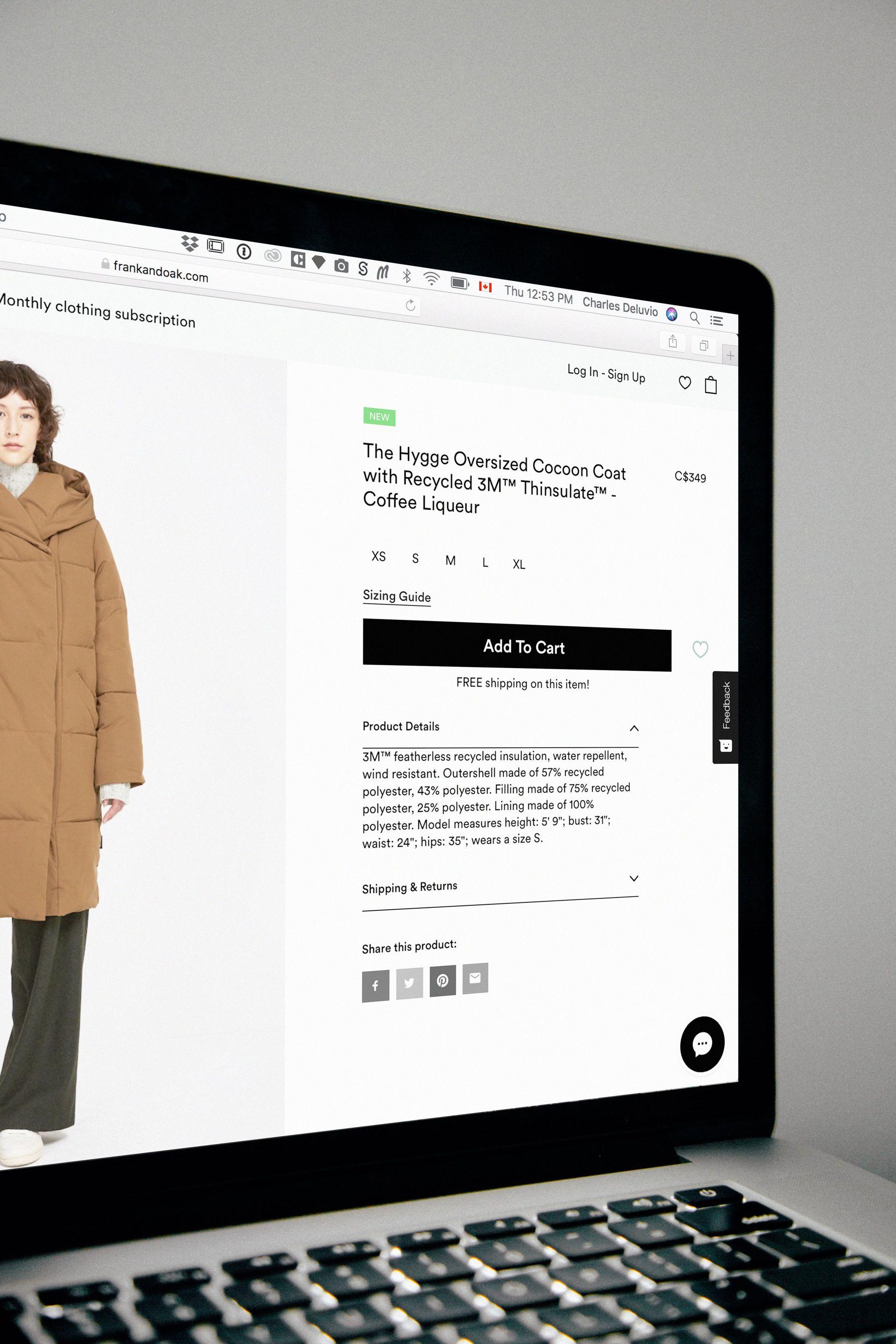 regulamin sklepu internetowego odzieżowego